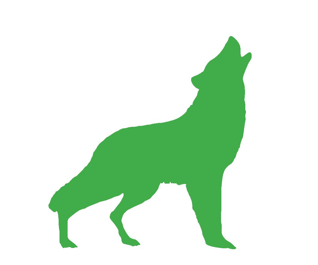 Charakter Wolf - sozial